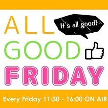J-WAVE「ALL GOOD FRIDAY」